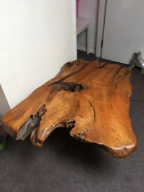 Lovely Ancient Mariner coffee table in greatest condition.