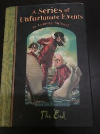 A series of unfortunate events 13 - lemony snicket