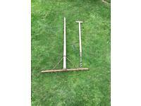 Vintage Used Garden Tools