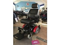 Drive Medical Image EC 6 Wheel Electric Powerchair / Power Chair / Wheelchair / Mobility Scooter.
