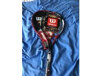 Brand new Wilson europa pro tennis racket