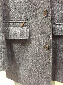 Ted Baker Gentleman's overcoat, size 6 (XL), unused
