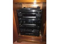 Kenwood Hi Fi in excellent condition