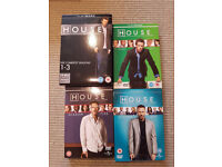 House MD DVD Box Sets Seasons 1-6