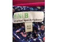 Girls Jump suit by Mini B