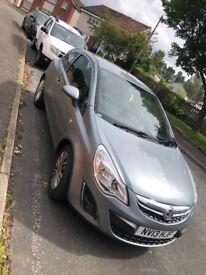 Vauxhall Corsa Ecoflex 1.0L 3dr 2013