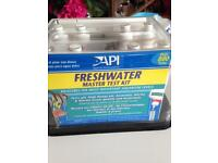 Fish tank test kit brand new