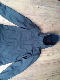 Ladies bikers waterproof /wind proof jacket