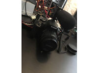 Canon EOS 600D / Rebel T3i + Extras
