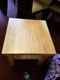 BEECHEWOOD COFFEE TABLE