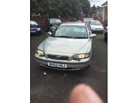 Volvo v70 se auto full mot leather