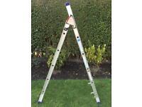 Step ladder ABRU