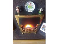 FLAME EFFECT ELECTRIC FIRE