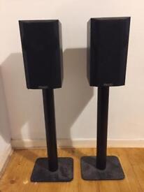 Set of mission speakers