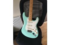 Fender MIM 60s Classic Straocaster in Surf Green
