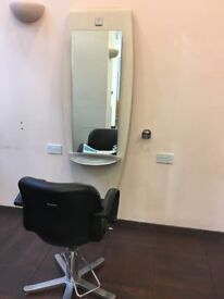 4 Seater Salon Furniture for Sale - Complete