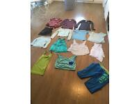 Abercrombie and Fitch & Hollister bundle - size small