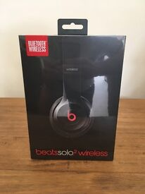 Beats By Dre- BeatsSolo2 Wireless (Black)