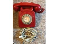 1967 Red Telephone