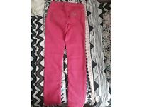 Girls trousers Armani jeans