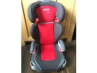 Graco Junior car seat. V good condition. 4 years+