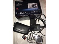 Lumix Panasonic TZ7 Camera