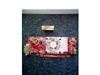 ATI Radeon GPU, (variable RAM)