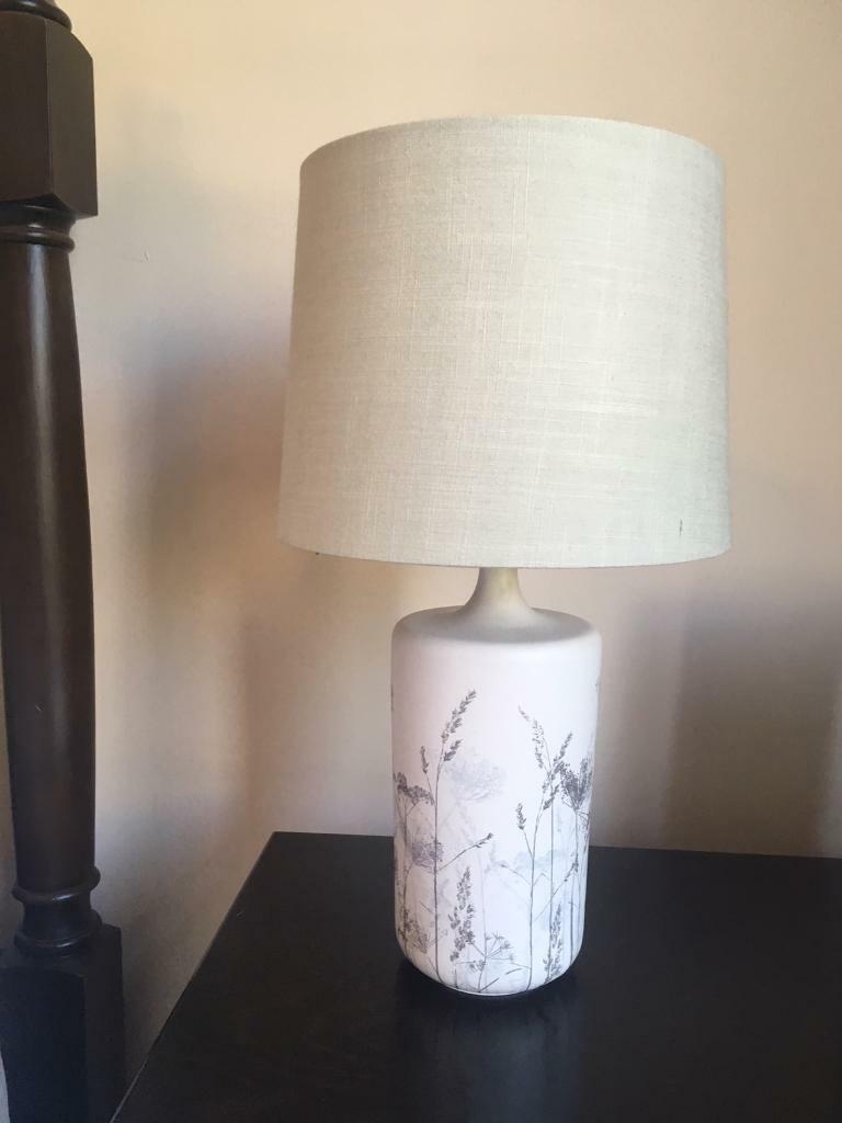 Bedside lamps | in Chiswick, London | Gumtree