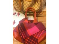 Vivienne Westwood handbag used twice, having a clear out that's why getting rid of it!
