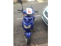 2008 50cc moped