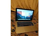 MacBook Pro ( 13-inch, Late 2010) Intel core duo 8gb 320gb professional laptop