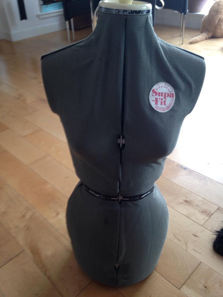 Adjustoform adjustable dressmakers dummy