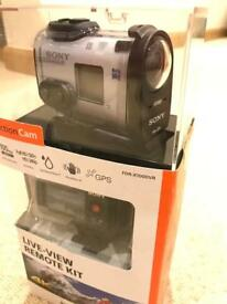 4K Sony action cam - never opened