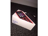 Nokia 130 Unlocked Brand New Fully Boxed
