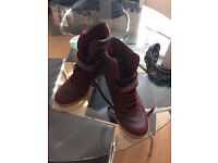 River Island Hi Tops