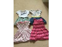 Short Sleeve Dresses 12-18 months