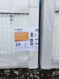 Henrad compact p+ radiators,brand new in wrapper
