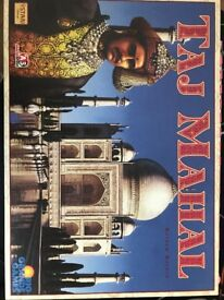 Taj Mahal Board Game
