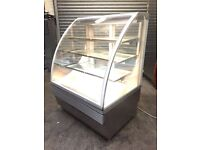 Commercial cake fridge, norpe display cake fridge