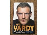Jamie Vardy book