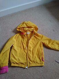 Girls stella mccartney jacket