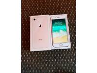 iphone 8 64gb Vodafone Gold Excellent condition
