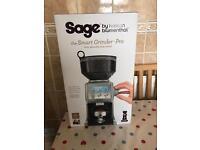 Brand new! Sage by Heston Blumenthal the Smart Grinder Pro