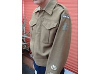 Dads Army Jacket & Trousers ..