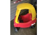 Little Tikes Toy Car