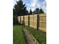 S.D Fencing decking