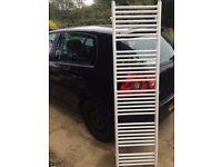 Vertical towel radiator: £25 o.n.o