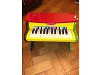 Child's starter piano