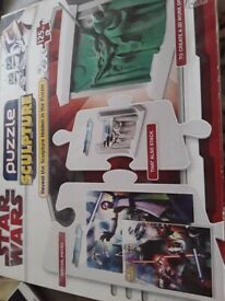Staw Wars collectable puzzle