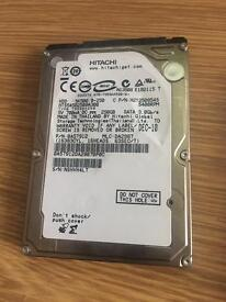 250GB Hard Drive (Can Supply Caddy to make it into Portable)